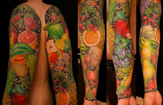 Tattoos by Sylvie LS