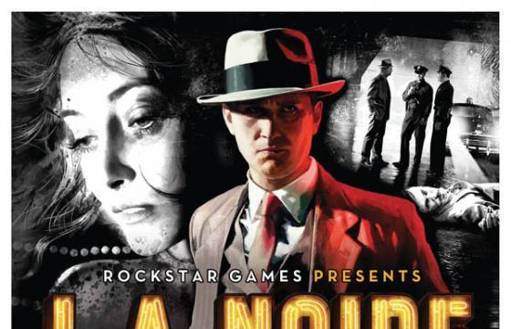 "New Video Game ""L.A. Noire"" Honored as Official Selection of the 2011 Tribeca Film Festival"