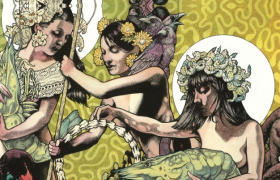 Baroness' third album, Yellow and Green, out now