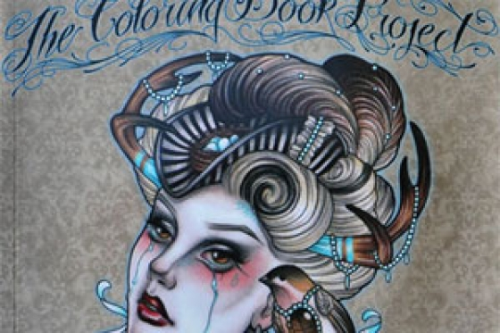 The Coloring Book Project Contest