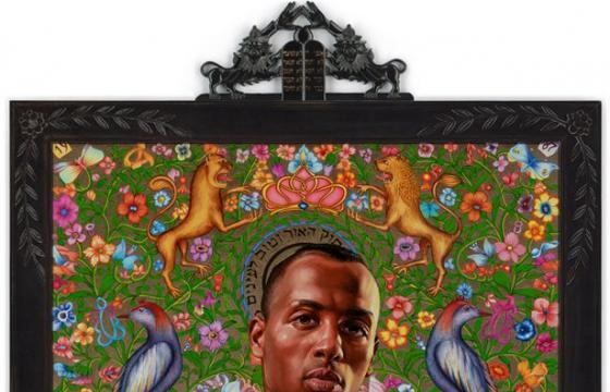 "Kehinde Wiley ""The World Stage: Israel"" at Roberts & Tilton Gallery"