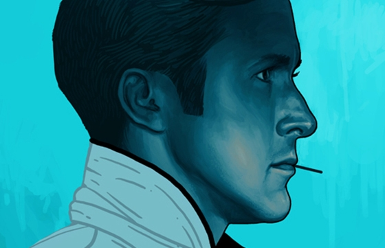 Badass Movie Portraits by Mike Mitchell