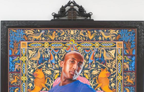 Kehinde Wiley / The World Stage: Israel @ Jewish Museum of New York