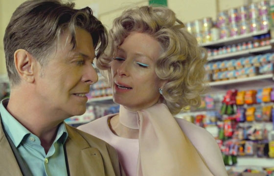 David Bowie Releases a New Music Video Starring Tilda Swinton
