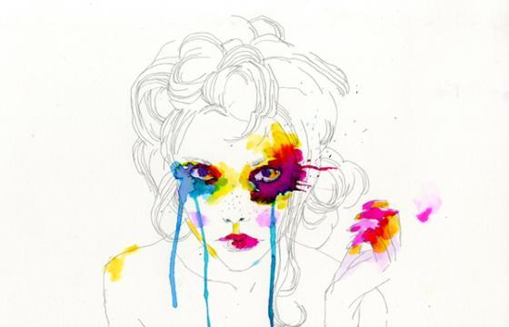 Muses by Barcelona's Conrad Roset