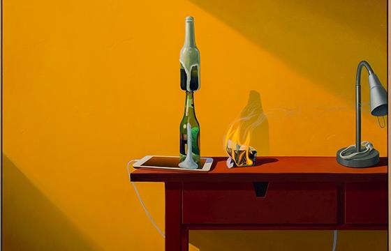 Juxtapoz Magazine - Paul Rouphail's Interiors Go International