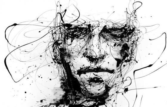 Watercolors by Agnes Cecile