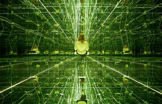 Thilo Frank's Mirrored Room