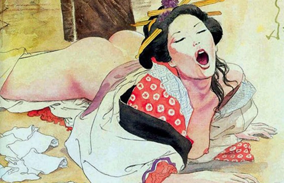 Best of 2014: Milo Manara's Erotic Comics (NSFW)