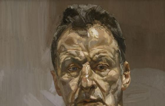 Lucian Freud Retrospective at the National Portrait Gallery, London