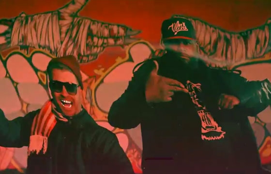 "Music Video: Run the Jewels ""Lie, Cheat, Steal"""