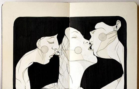 The Sketchbooks of Gabriel Kieling