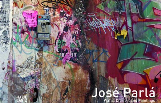 Jose Parla Has a New Book Out Now