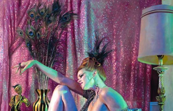 "Go On A ""Hooker DreamEscape"" with Natalia Fabia at Corey Helford"