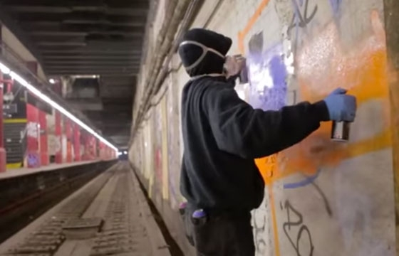 Video: TRAP and the True Art of Graffiti