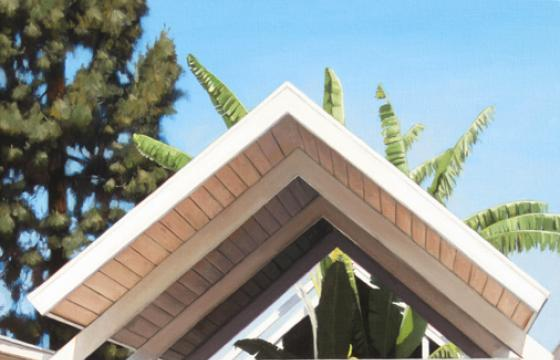 Danny Heller Paints Midcentury Architecture Now