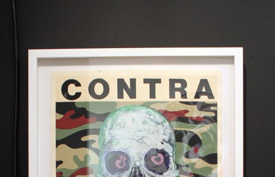 In L.A.: Robbie Conal @ Roseark