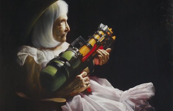 Paintings by Jason Bard Yarmosky