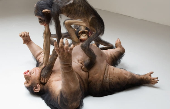 The Bizarre, Incredible Sculpture Works of Tony Matelli