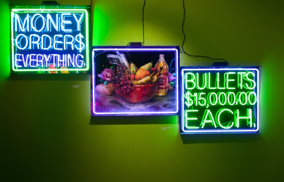 "Patrick Martinez ""Buy Now Cry Later"" @ Public Functionary, Minneapolis"
