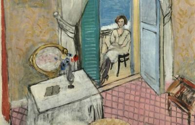Matisse/Diebenkorn: Henri and Richard at SFMOMA