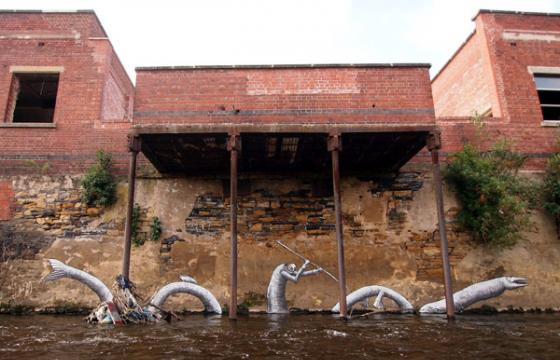New Phlegm River pieces