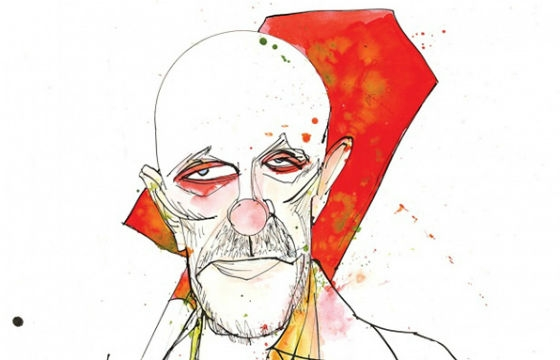 Ralph Steadman Illustrates Breaking Bad Boxset