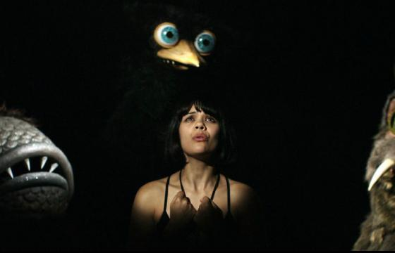 "Music Video: Bat For Lashes ""Lilies"" directed by Peter Sluszka"