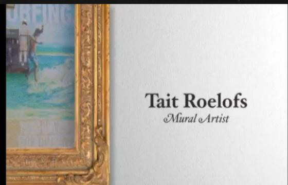 Juxtapoz Presents OTW.tv: Tait Roelofs Episode 1