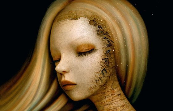 "Naoto Hattori ""REM"" and ""Morpheus, The Art Of"" @ Copro Gallery"