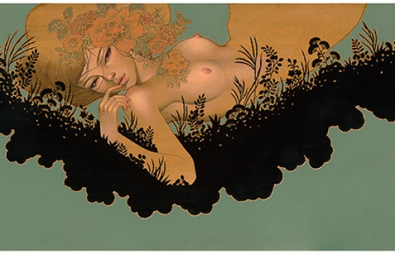 Innocent Seductions by Audrey Kawasaki