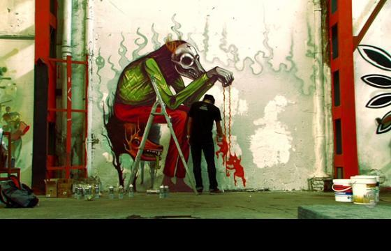 "Saner x Dhear x Neuzz in ""Imaginary Worlds"""