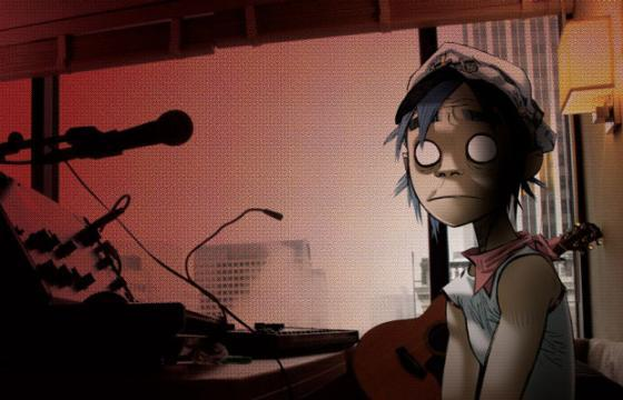 Gorillaz and Artist Jamie Hewlett Give Away Free Album