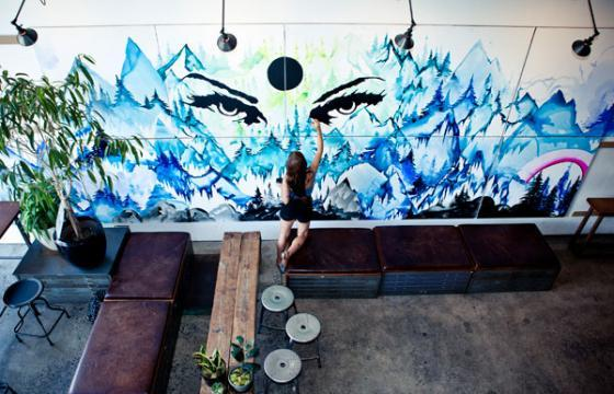 Preview: Hannah Stouffer's 'Visceral/Visible' @ Kinfolk Studios