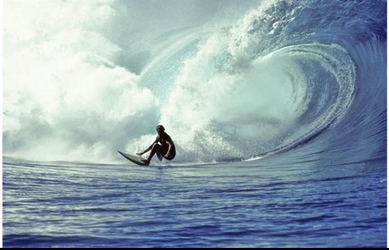 Jeff Divine's Surfing Photographs from the Eighties