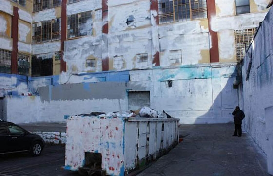 5pointz buffed white and set for demolition