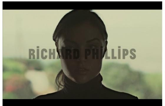 """Sasha Grey"" by Richard Phillips for Venice Biennale 2011"