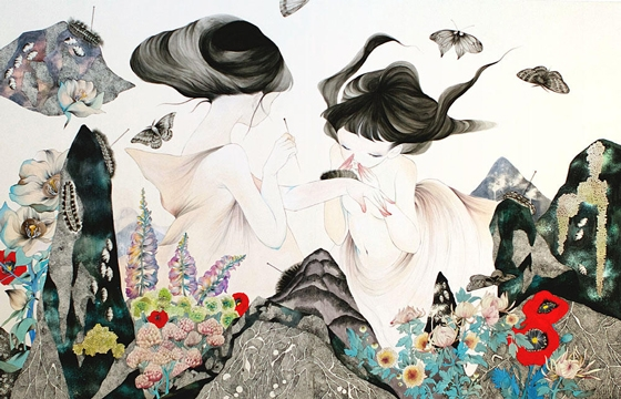 The Artwork of Mika Nitta