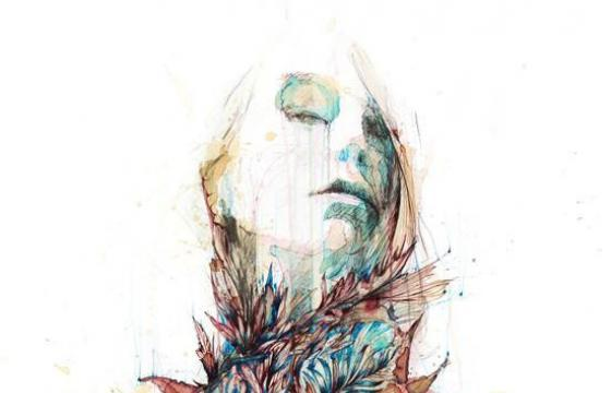 Carne Griffiths, Tea and Whisky