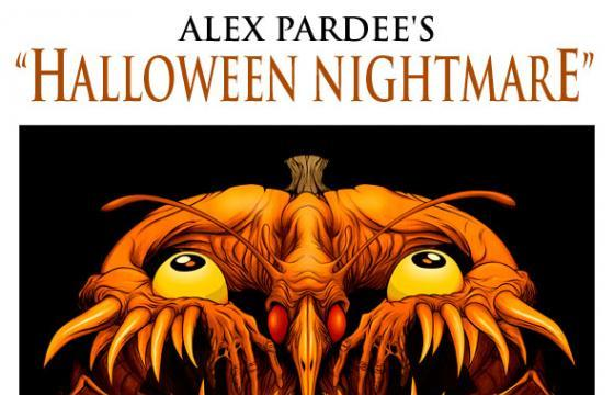 Alex Pardee Halloween Issue—Special Timed Release Print
