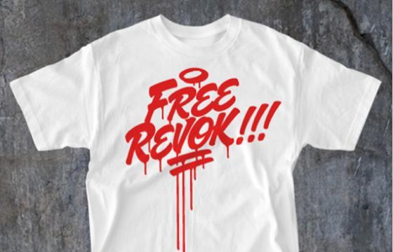 Free Revok T-Shirt by The Seventh Letter