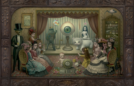 Mark Ryden, The Gay 90's: West @ Kohn Gallery