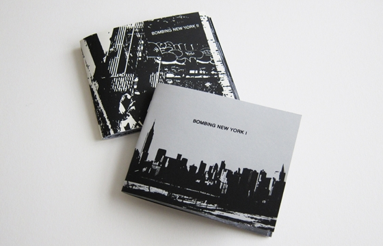 Carnage: Bombing New York issues I and II zines