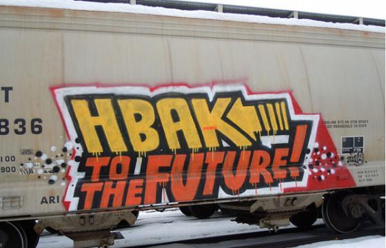 Hbak to the future!