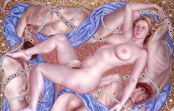 The Erotic Opulence of Matthew Stradling