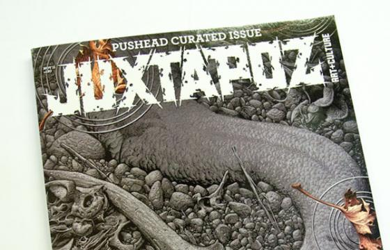 Announcing November 2011: The Pushead Issue with Aaron Horkey
