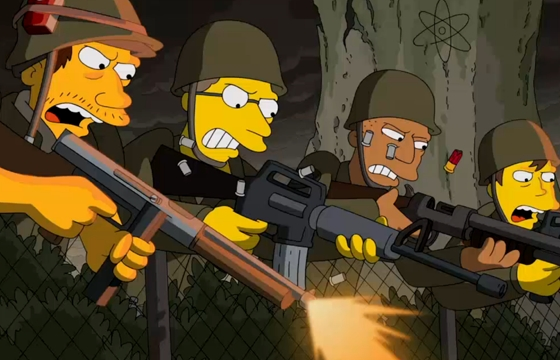 "Guillermo del Toro for ""The Simpsons: Treehouse of Horror"" 2013"