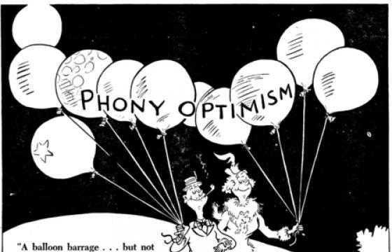 Dr. Seuss's WWII Political Cartoons