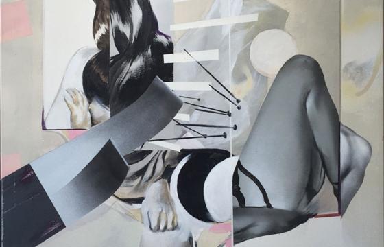 "Jaybo Monk ""Nowhere is Now Here"" @ Soze Gallery, LA"