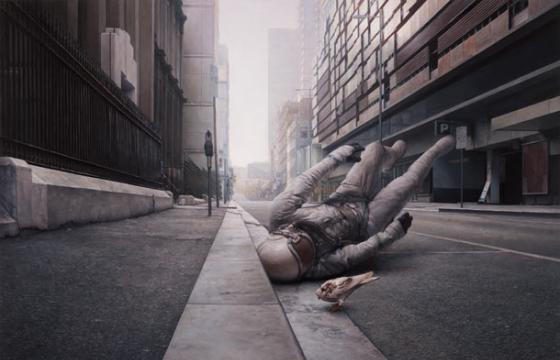 Archive: Jeremy Geddes in Conversation with Ashley Wood